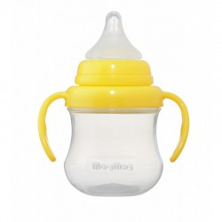 Pigeon Mag Mag Nipple Cup - Yellow
