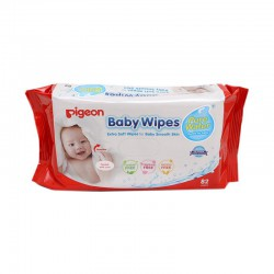Pigeon Baby Wipes Pure Water - 82 Sheet