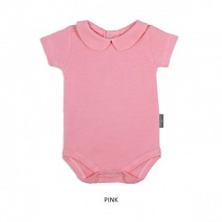 Little Palmerhaus Baby Bodysuits Girl Collar...