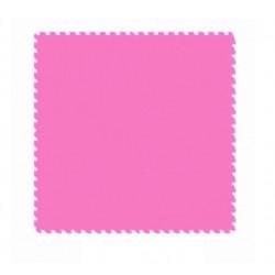 Evamats Puzzle Polos 60 x 60 - Pink 4 Pcs