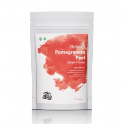 Herbilogy Extract Powder Pomegranate Peel - 100gr