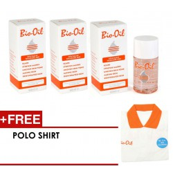 Bio Oil Purchellin Oil 60ml - 3 pcs (PROMO FREE...