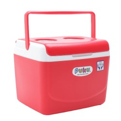 Puku Baby Portable Cooler Box - Red