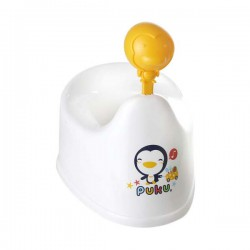 Puku Baby Potty Training - Yellow