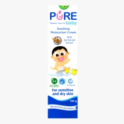 Pure Baby Soothing Moisturizer Cream 100gr