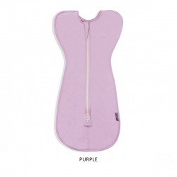 Little Palmerhaus Instant Swaddle (0-3m) - Purple