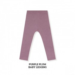 Little Palmerhaus Baby Legging Anak - Purple Plum