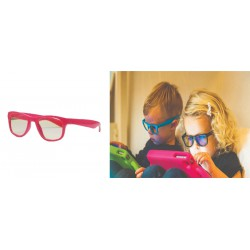 Real Shades Kacamata Anak 2Y+ Screen Shades - Pink