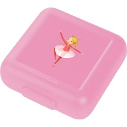 Crocodile Creek Sandwich Keeper - Pink Ballerina