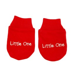 Cribcot Sarung Tangan Little One - Chili Beige