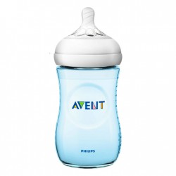 Philips Avent Natural 2.0 Baby Bottle 260 ml Blue...