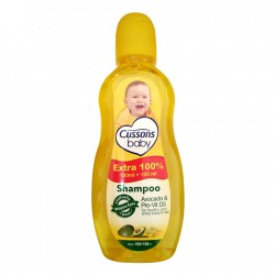Cussons Baby Shampoo Avocado and Pro-Vit B5 -...