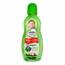Cussons Baby Shampoo Coconut Oil and Aloe vera -...