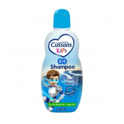 Cussons Kids Shampoo 2 in 1 Fresh & Nourish -...