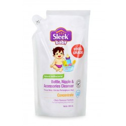 Sleek Bottle Nipple and Baby Accessories Cleanser...