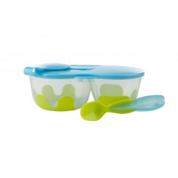 Bbox Snack Pack With Spoon - Aqualicius