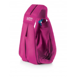 We Made Me Soohu 5 in 1 Baby Sling Lite - Fuchsia