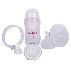 Spectra Premium Breast Shields Set XS - 20mm +...