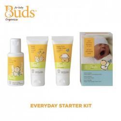Buds Organics Everyday Starter Kit Baby Cleanser...