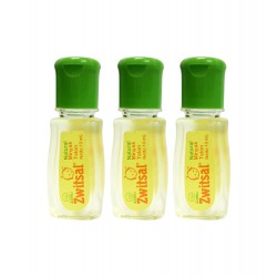 Zwitsal Natural Minyak Telon Travel Pack 13ml - 3...
