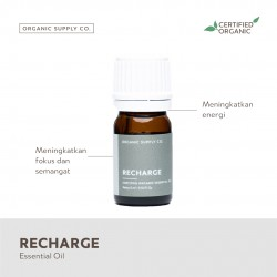 Organic Supply Co Essential Oil 5 ml - Recharge