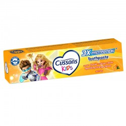 Cussons Kids Toothpaste Sparkling Orange - 45gr