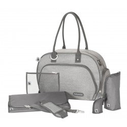 Babymoov Trendy Bag - Smokey Grey