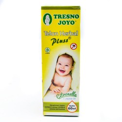 Tresno Joyo Minyak Telon Herbal Plus Citronella...