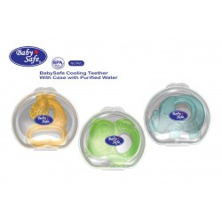Baby Safe Cooling Teether With Case with Purified...