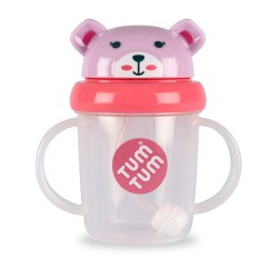 Tum Tum Tippy Up Cup - Pink