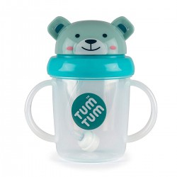 Tum Tum Tippy Up Cup - Blue