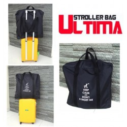 Ultima Stroller Tote Bag for Yoyo - Black