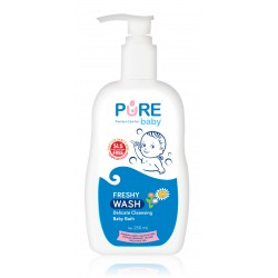 Pure Baby Bath Wash Freshy - 230ml