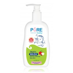Pure Baby Bath Wash Fruity - 230 ml