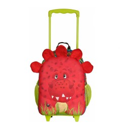 Okiedog Wildpack Junior Trolley - Dino