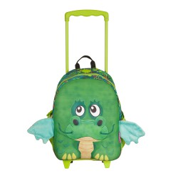 Okiedog Wildpack Junior Trolley - Dragon