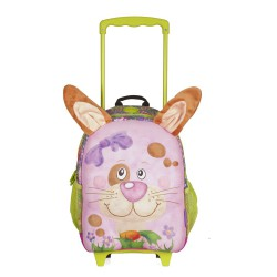 Okiedog Wildpack Junior Trolley - Rabbit