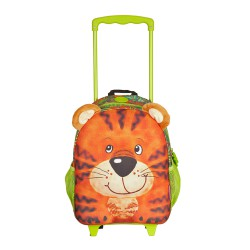 Okiedog Wildpack Junior Trolley - Tiger