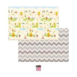 CobyHaus Playmat PVC Size XL (235 x 140 x 1.6 cm)...