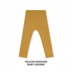 Little Palmerhaus Baby Legging Anak - Yellow...