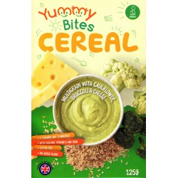 Yummy Bites Cereal 125 gr - Multigrain With...
