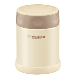 Zojirushi Stainless Steel Food Jar SW-EAE35-CC...