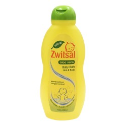 Zwitsal Natural Baby Bath 2 in 1 Hair & Body...