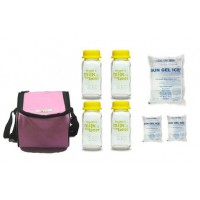 Cooler Bag & Ice Gel