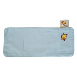 Babybee Buddy Pillow Case - Blue