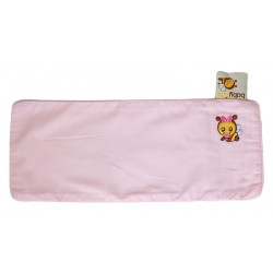 Babybee Buddy Pillow Case - Pink