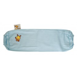 Babybee Infant Bolster Case - Blue
