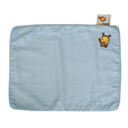 Babybee Infant Pillow Case - Blue