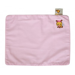 Babybee Infant Pillow Case - Pink