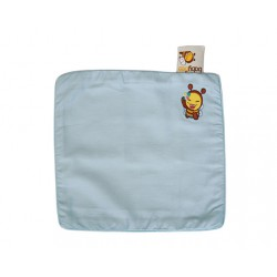 Babybee Mini Pillow Case - Blue